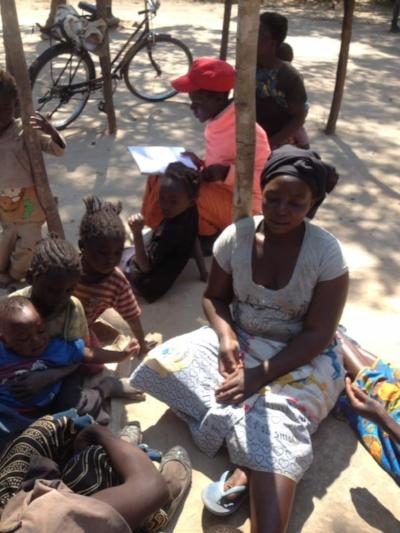 Mpima Rural School Women Group