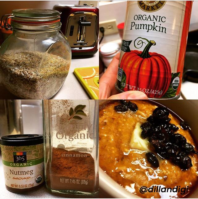 hearty harvest breakfast