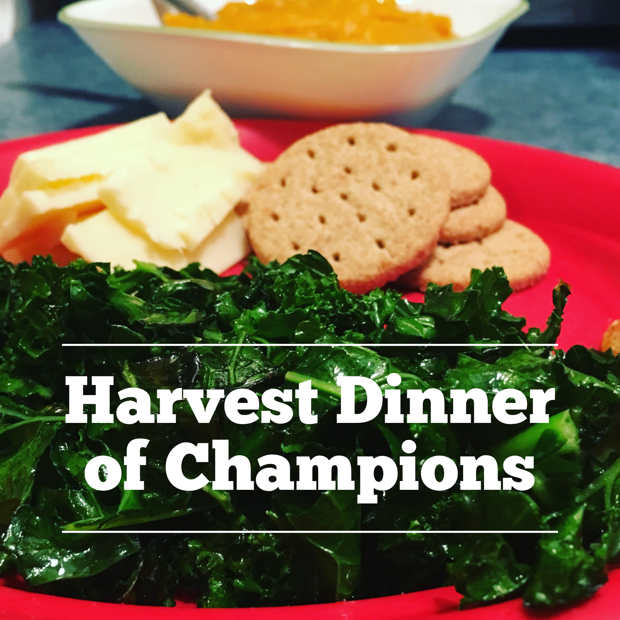 Harvest Dinner of Champions Dillan DiGiovanni