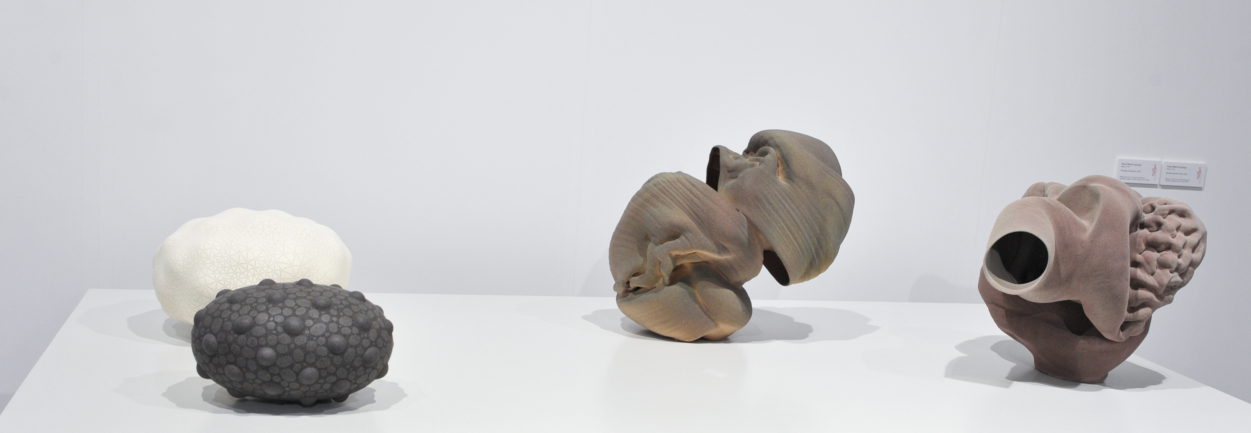 Work by Frances Lambe, Anne Marie Laureys