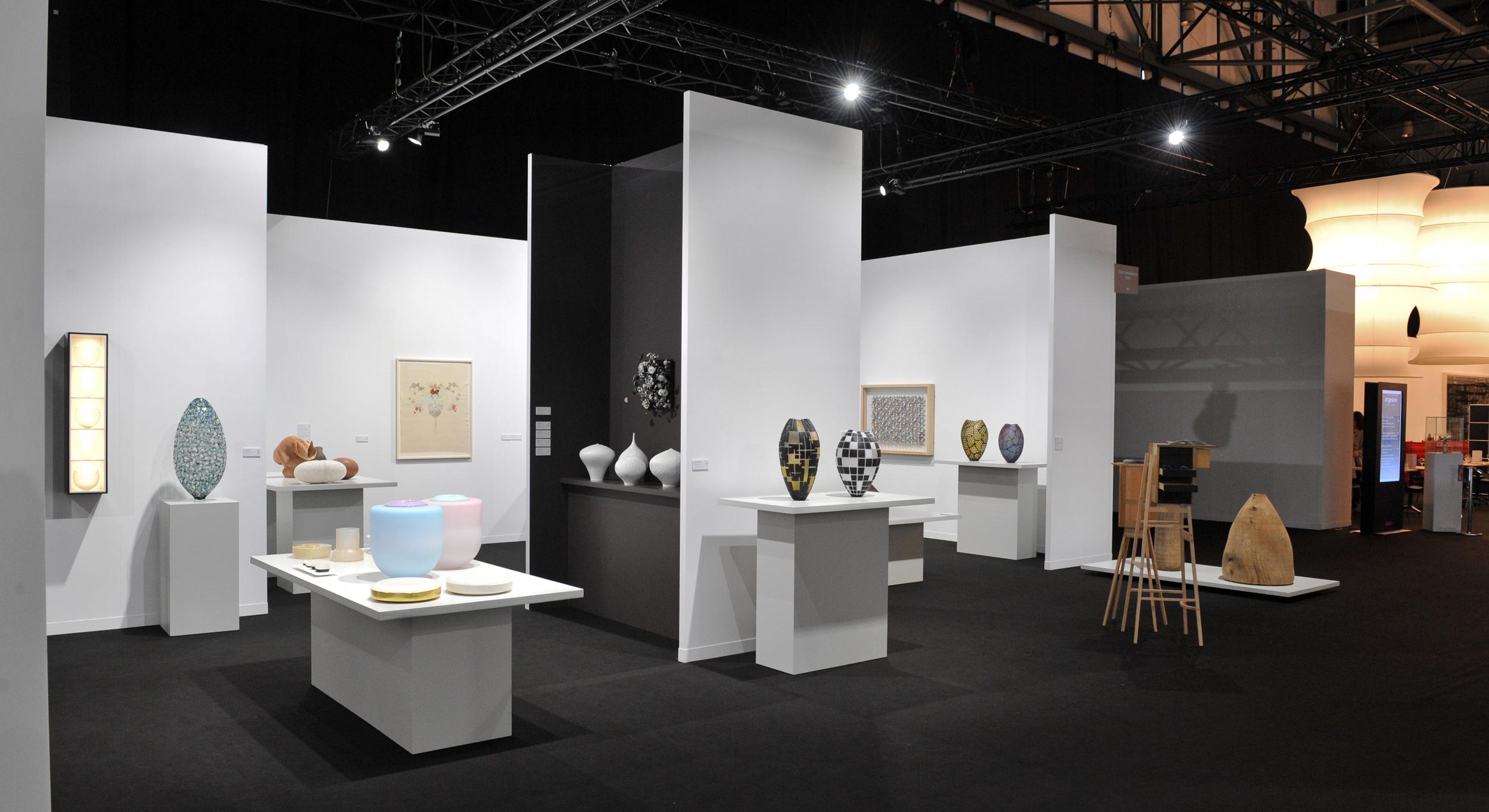 Taste contemporary craft at Art Genève 2015