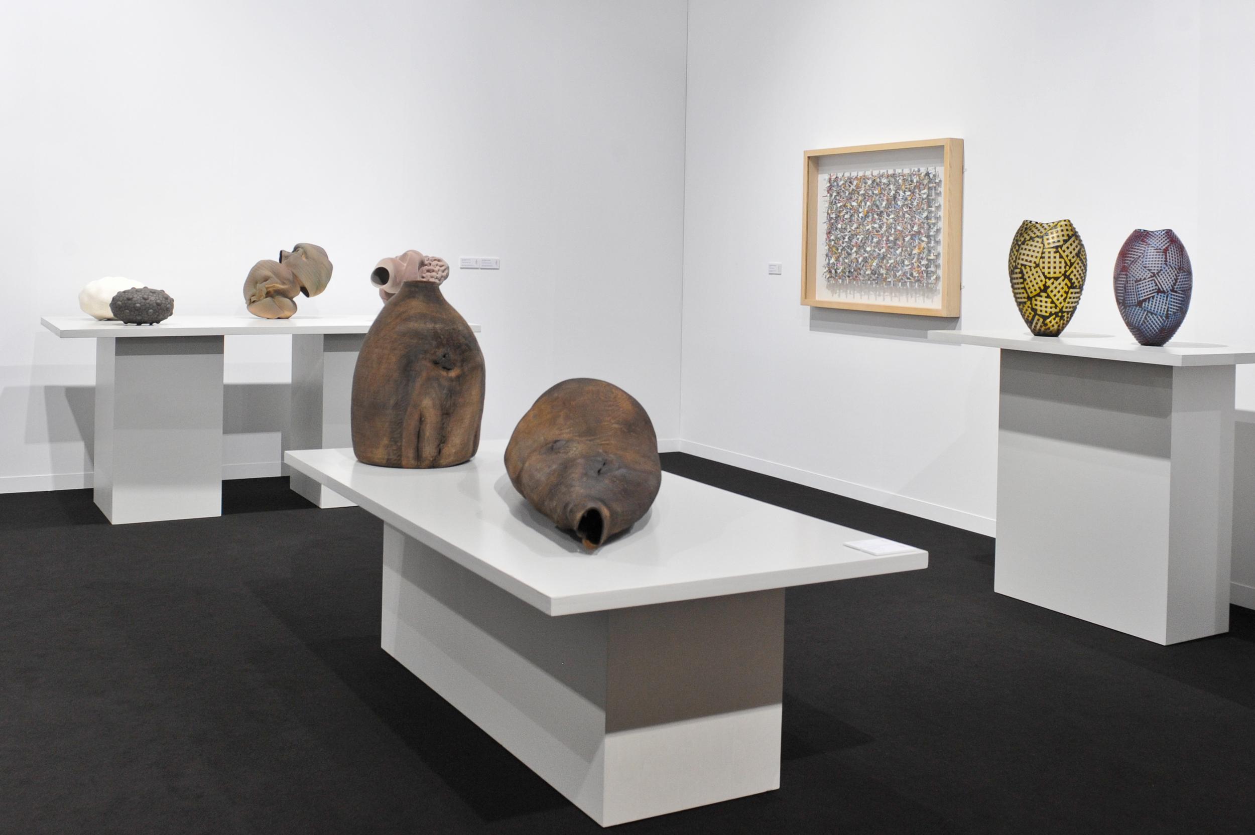 Work by Ernst Gamperl, Michael Brennand-Wood, Baldwin & Guggisberg