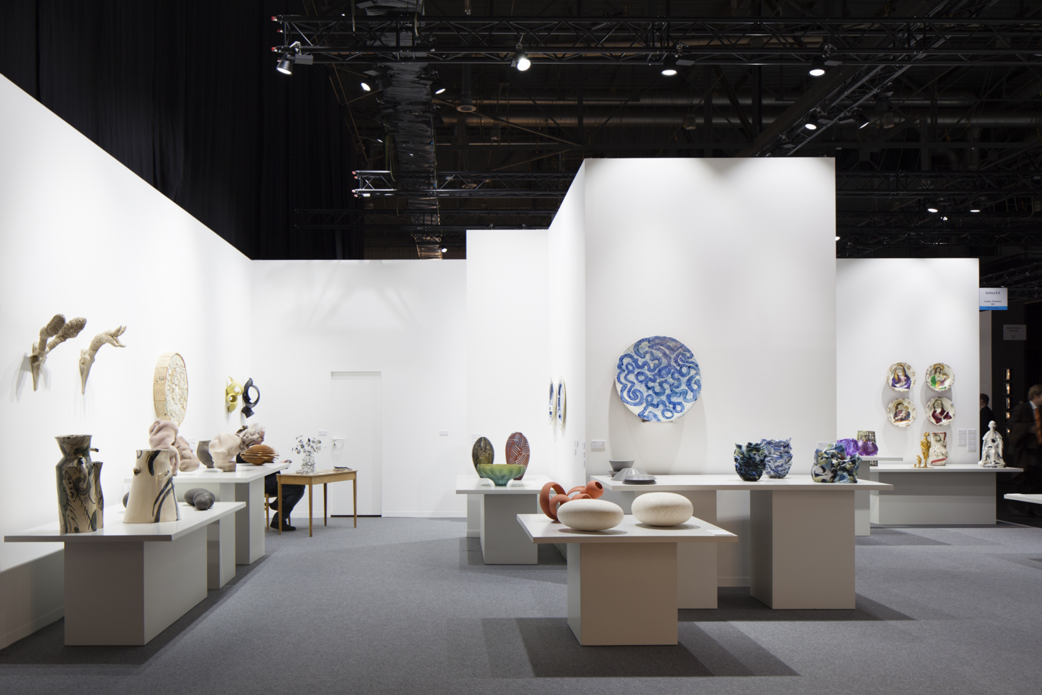 Our stand at artgeneve 2016