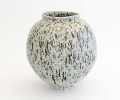 Jar 1_2016_Porcelain with Abereiddi stone _H27cm copy.jpg