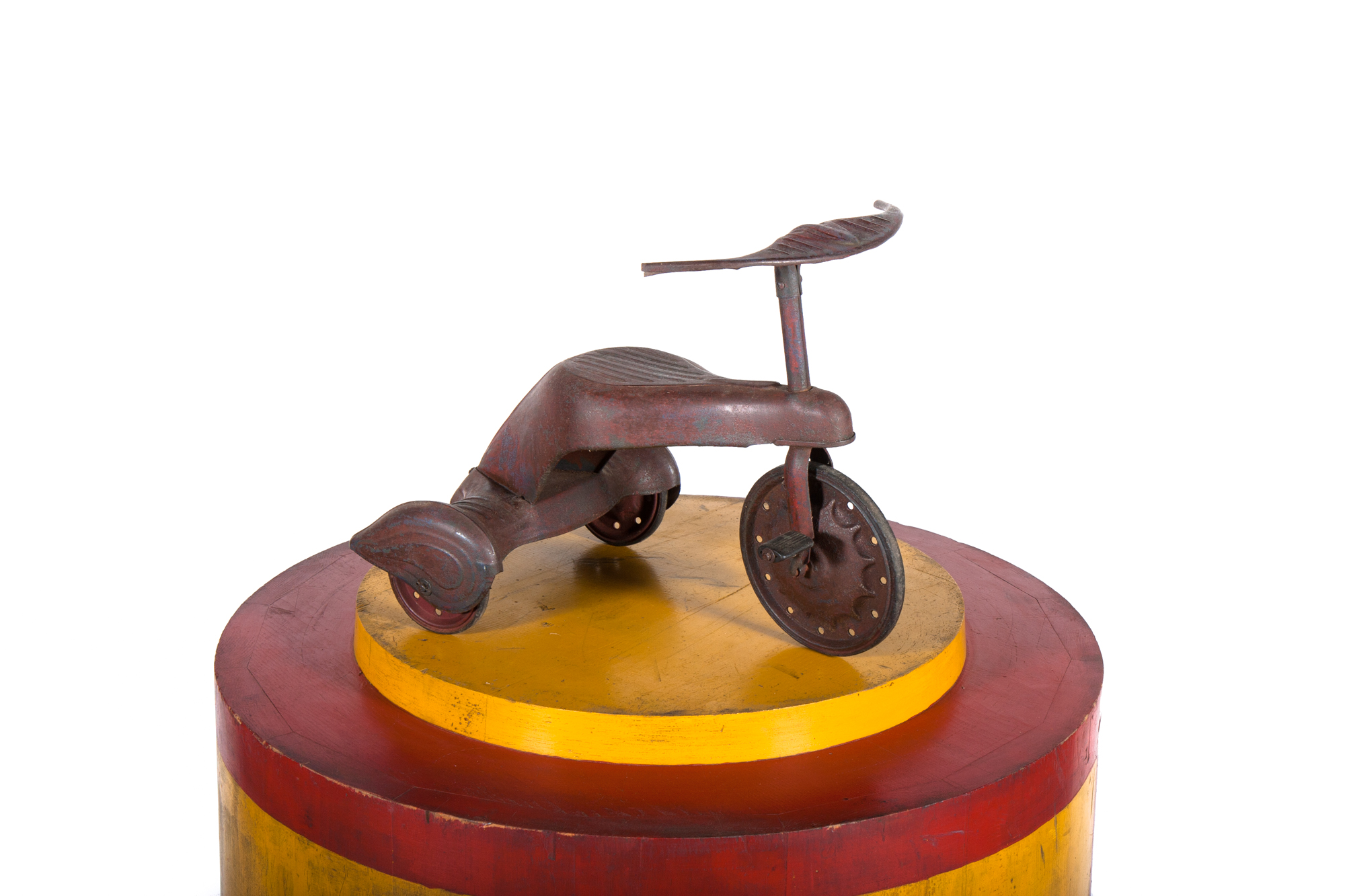 Tricycle - Sky Tot Junior Toy Company circa 1933 - Length 1'10""