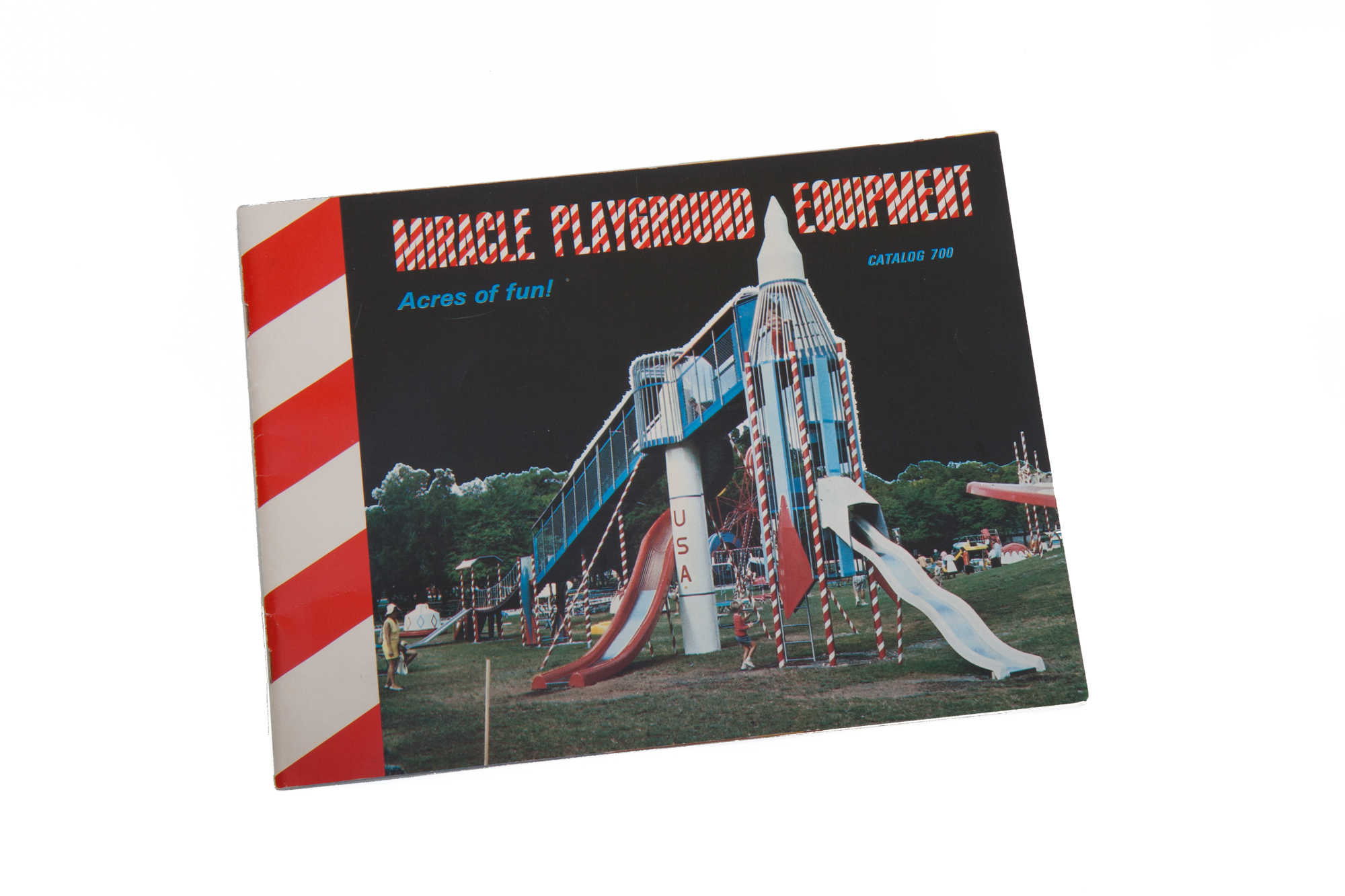 Catalog – Miracle Playground Equipment (1964)