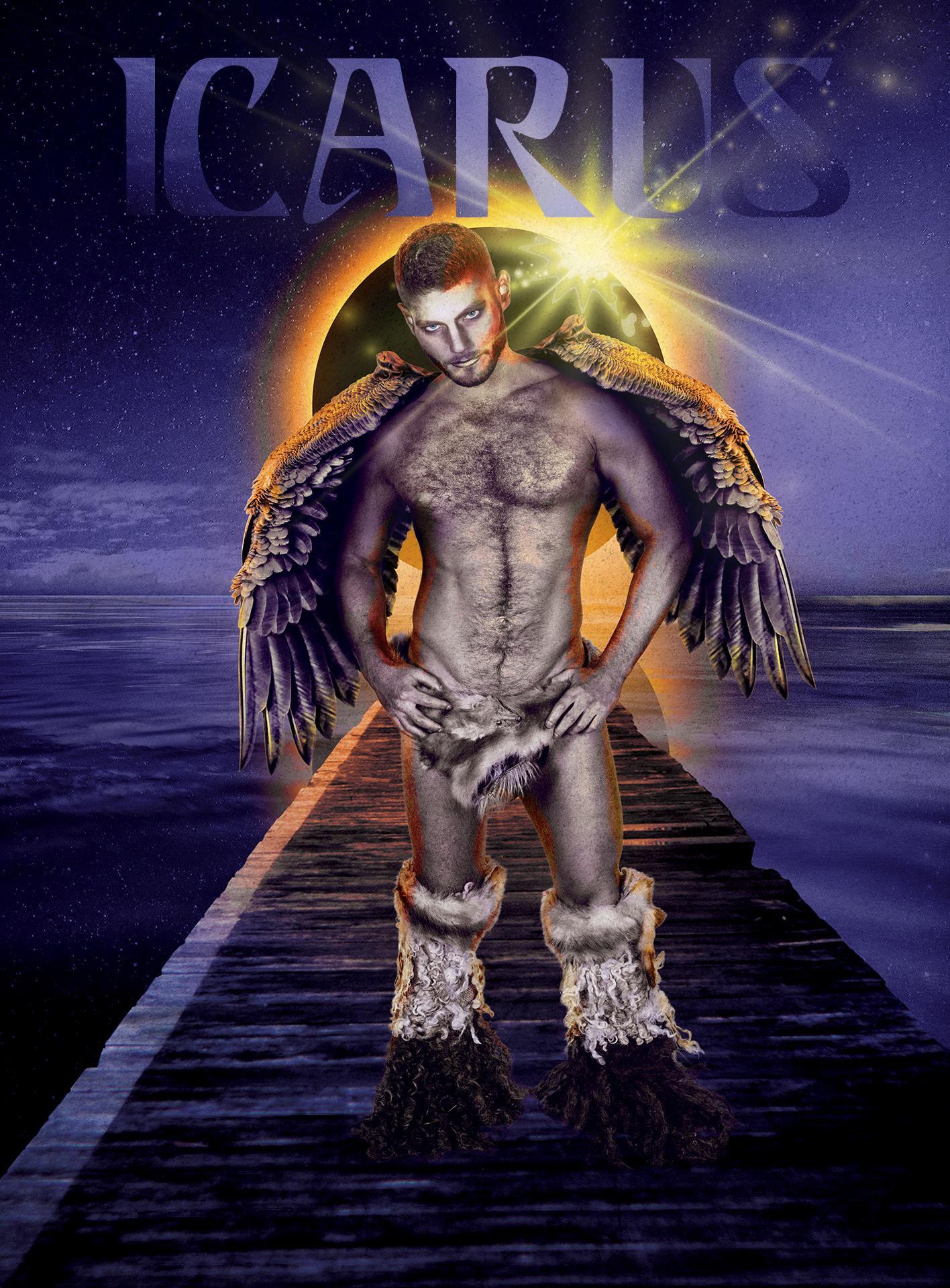 Icarus Key Art