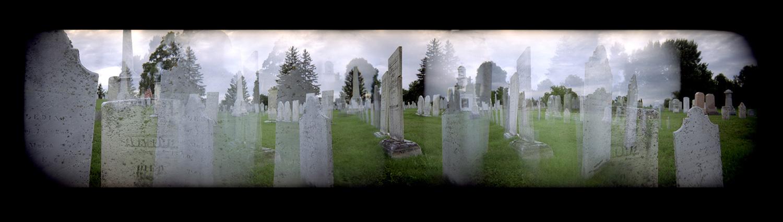 Vermont Graveyard