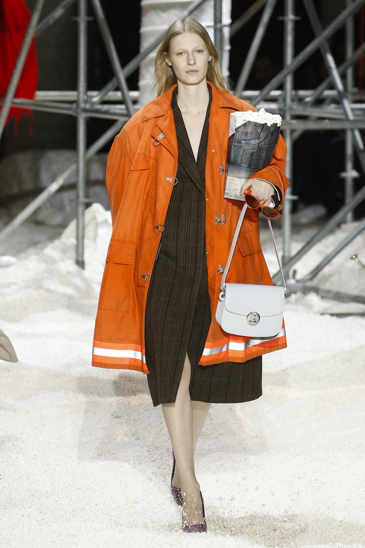 Calvin Klein Autumn/Winter 2018 (Photo: vogue.com)