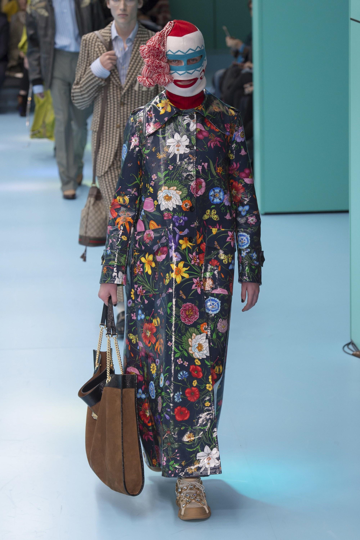 Gucci AW18 (Photo: vogue.com)