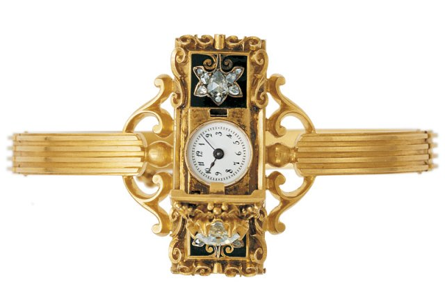 The first wristwatch was made for Countess Koscowicz of Hungary by Swiss watch manufacturer Patek Philippe in 1868.
