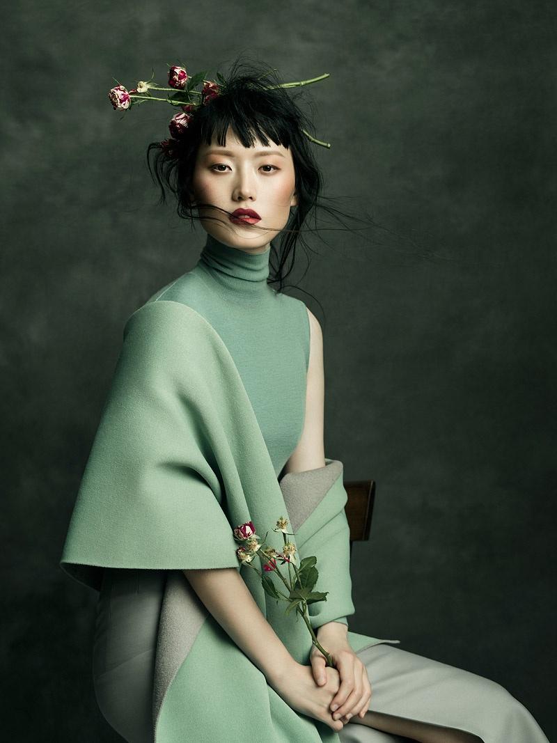 Photo: Harper's Bazaar Vietnam November 2017