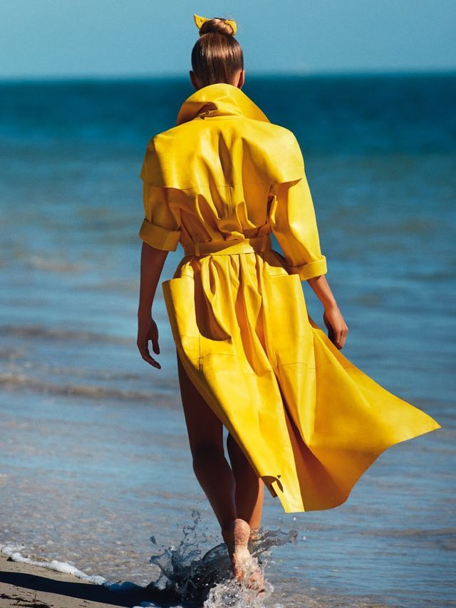 Photo: Vogue Paris May 2015 (Gilles Bensimon)