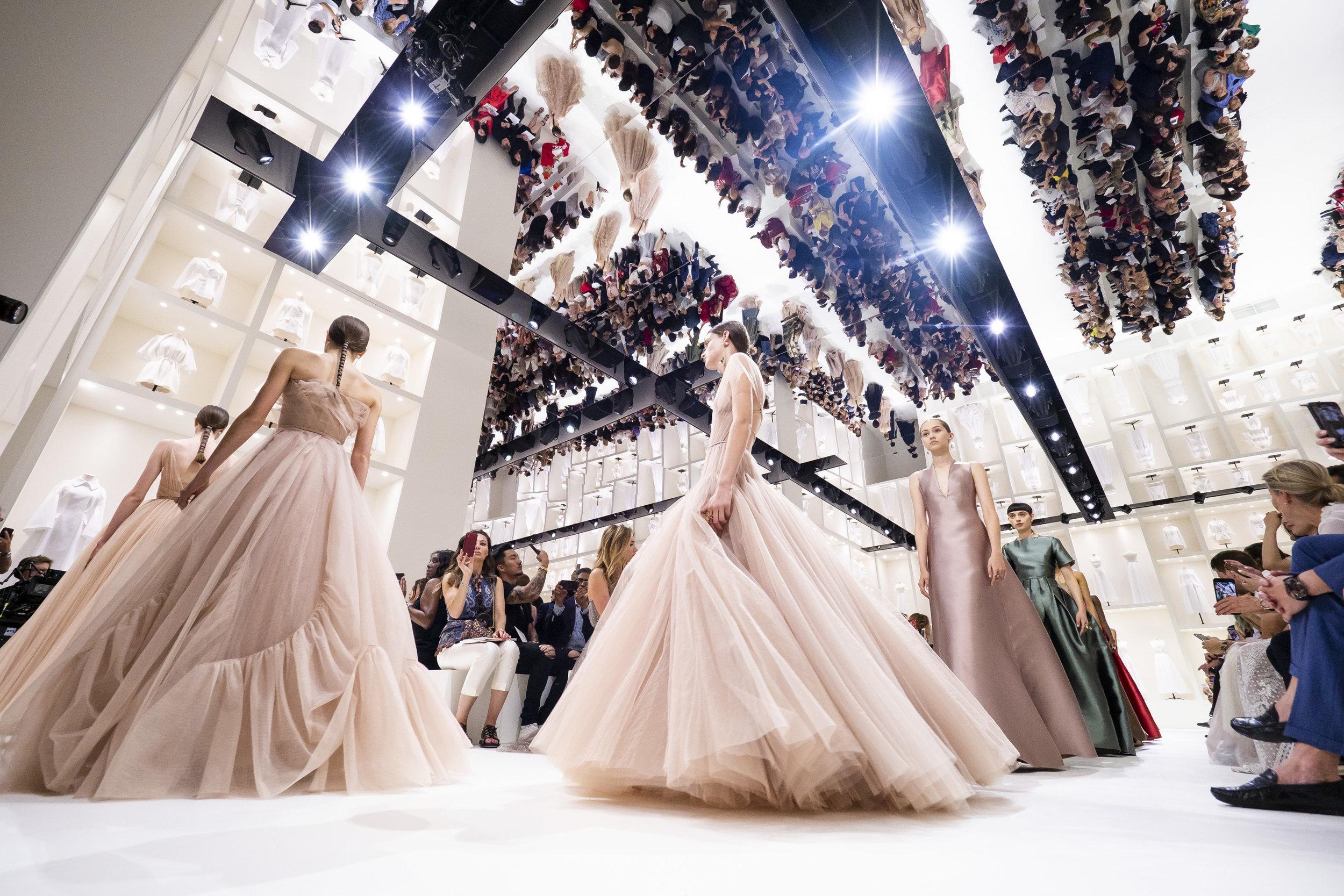 Christian Dior Fall '18 Couture (photo: theimpression.com)