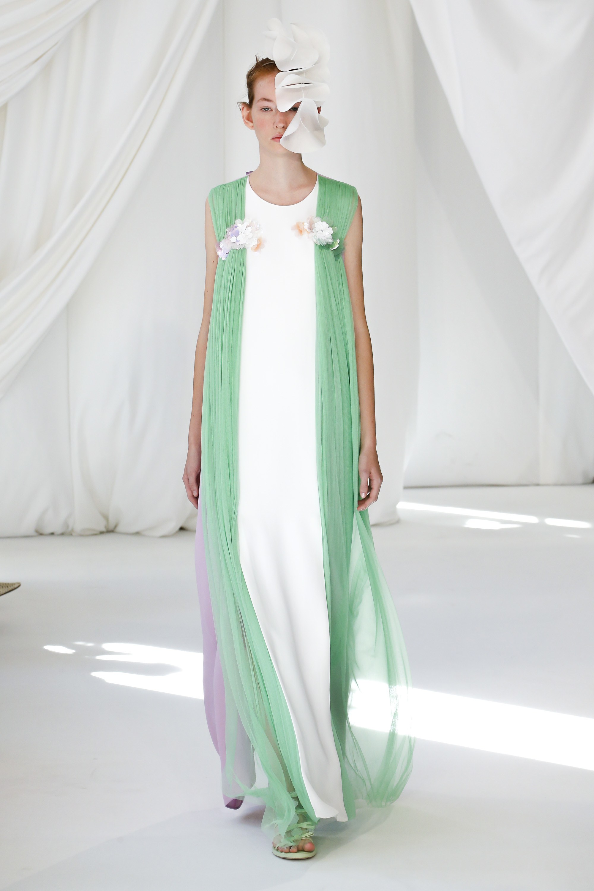 Delpozo SS19 (Photo: Vogue.com)