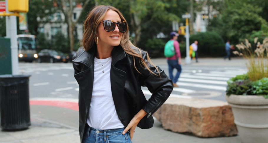 NYC-based influencer Arielle Charnas. (Photo: somethingnavy.com)