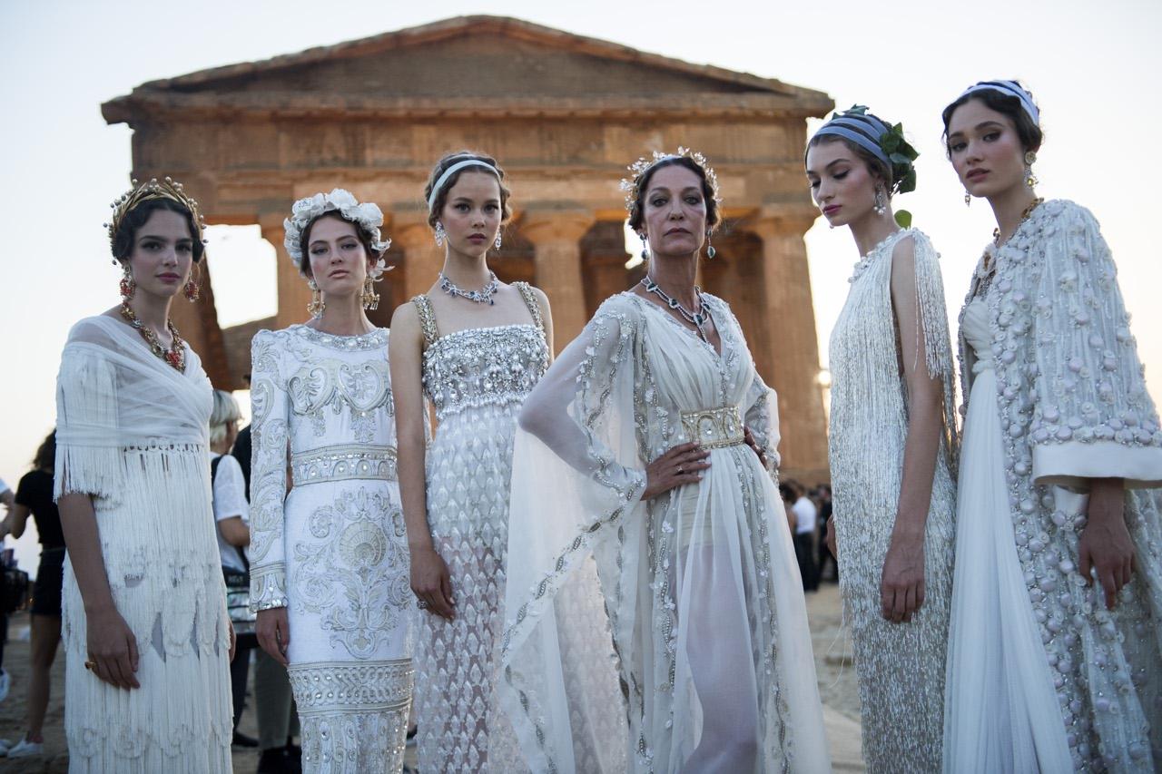 Dolce & Gabbana Alta Moda (Photo: vogue.com)