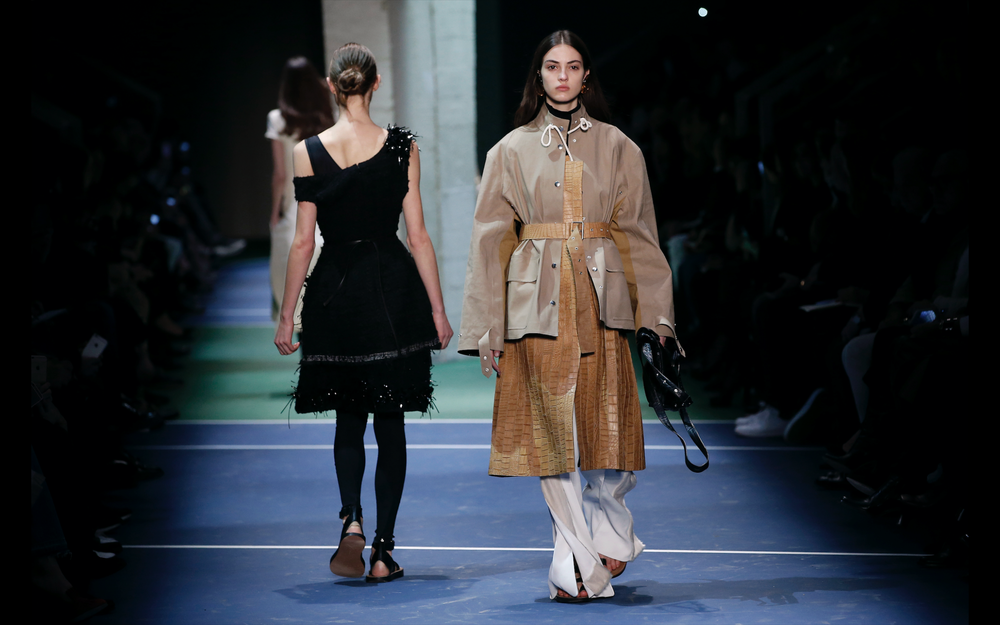 Phoebe Philo's Céline woman dressed for herself.