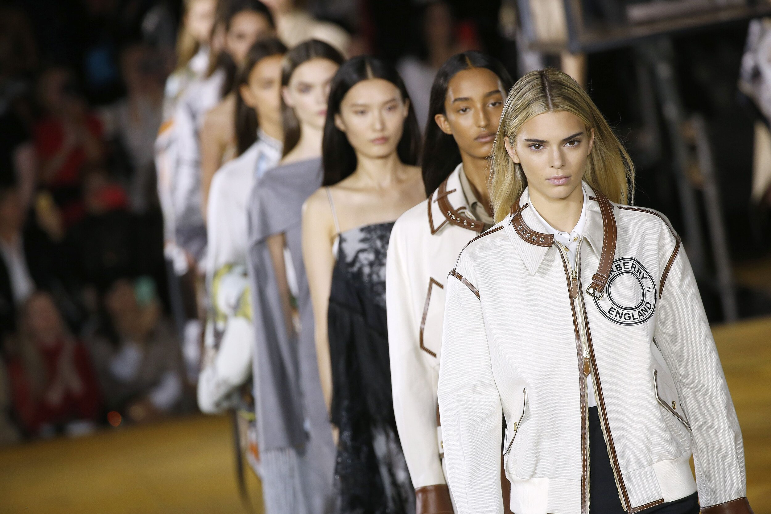 Burberry SS20 (Photo: Getty Images)