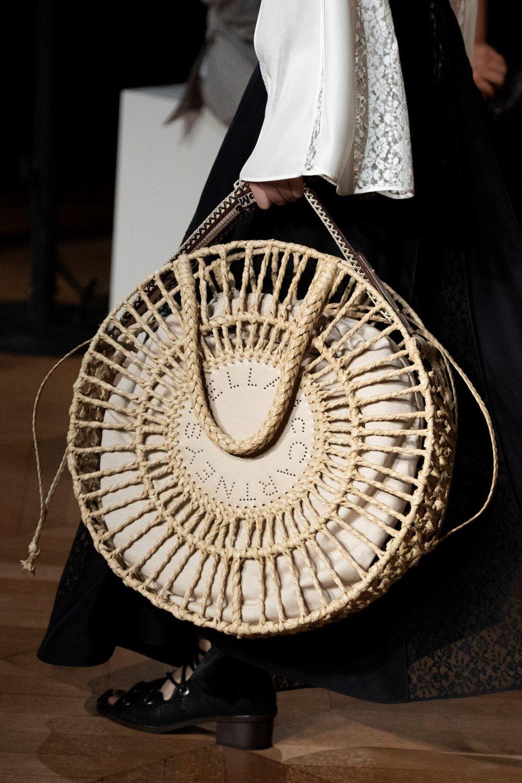 Accessories at Stella McCartney SS20 at Paris Fashion Week. (Photo: theimpression.com)
