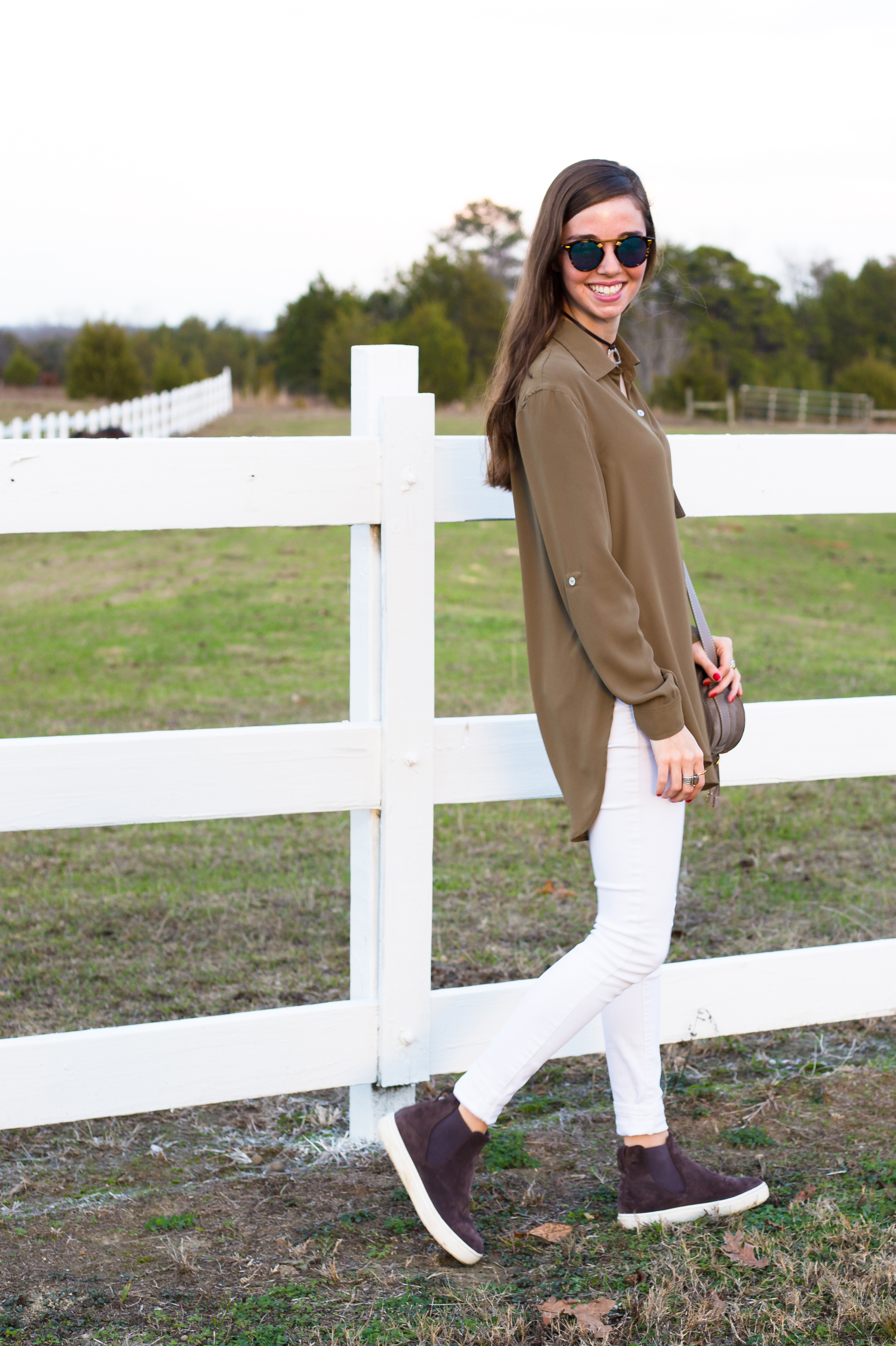 fashion blogger lcb style barbour polarquilt vince sneakers (9 of 23).jpg
