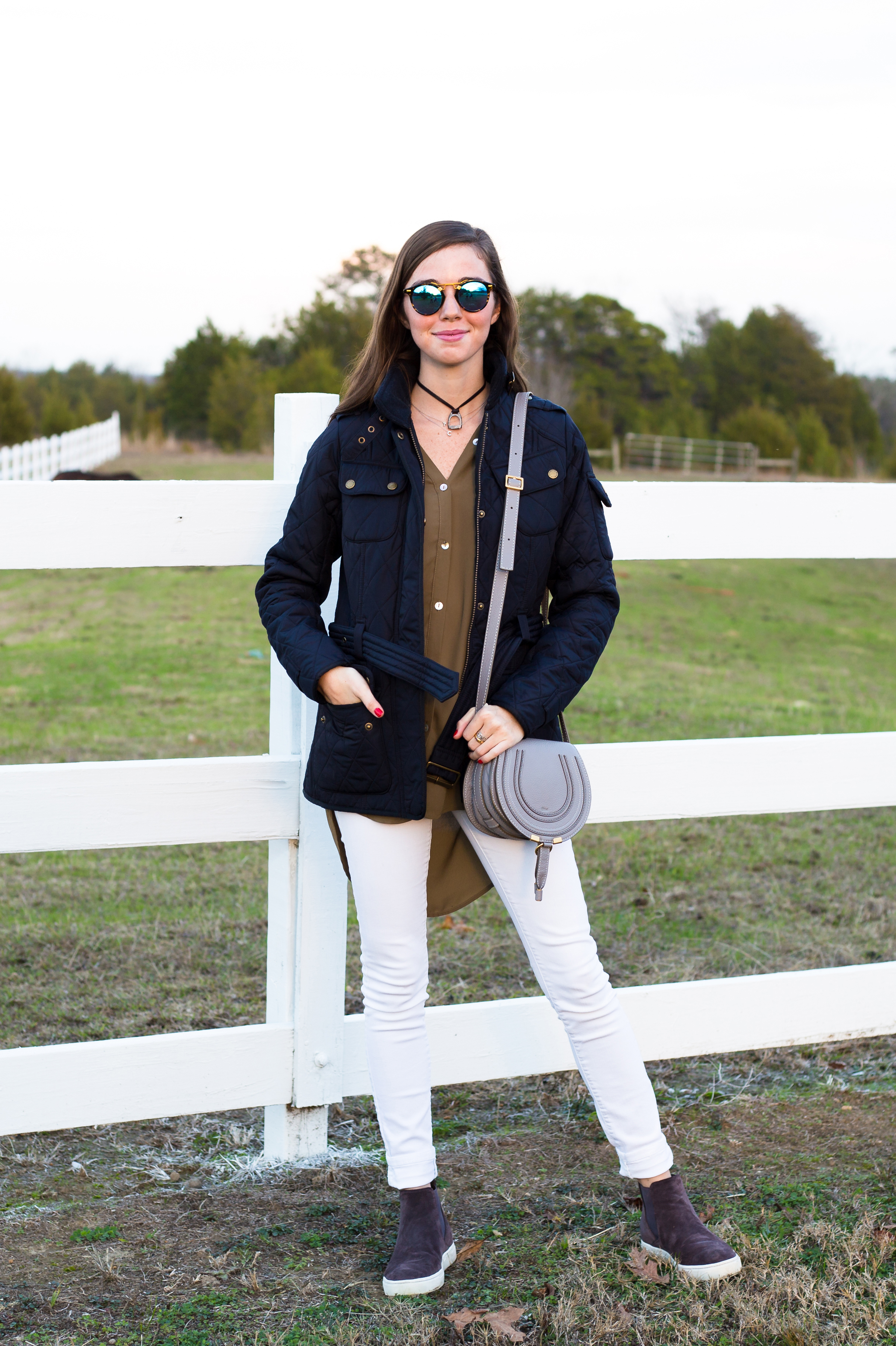 fashion blogger lcb style barbour polarquilt vince sneakers (11 of 23).jpg
