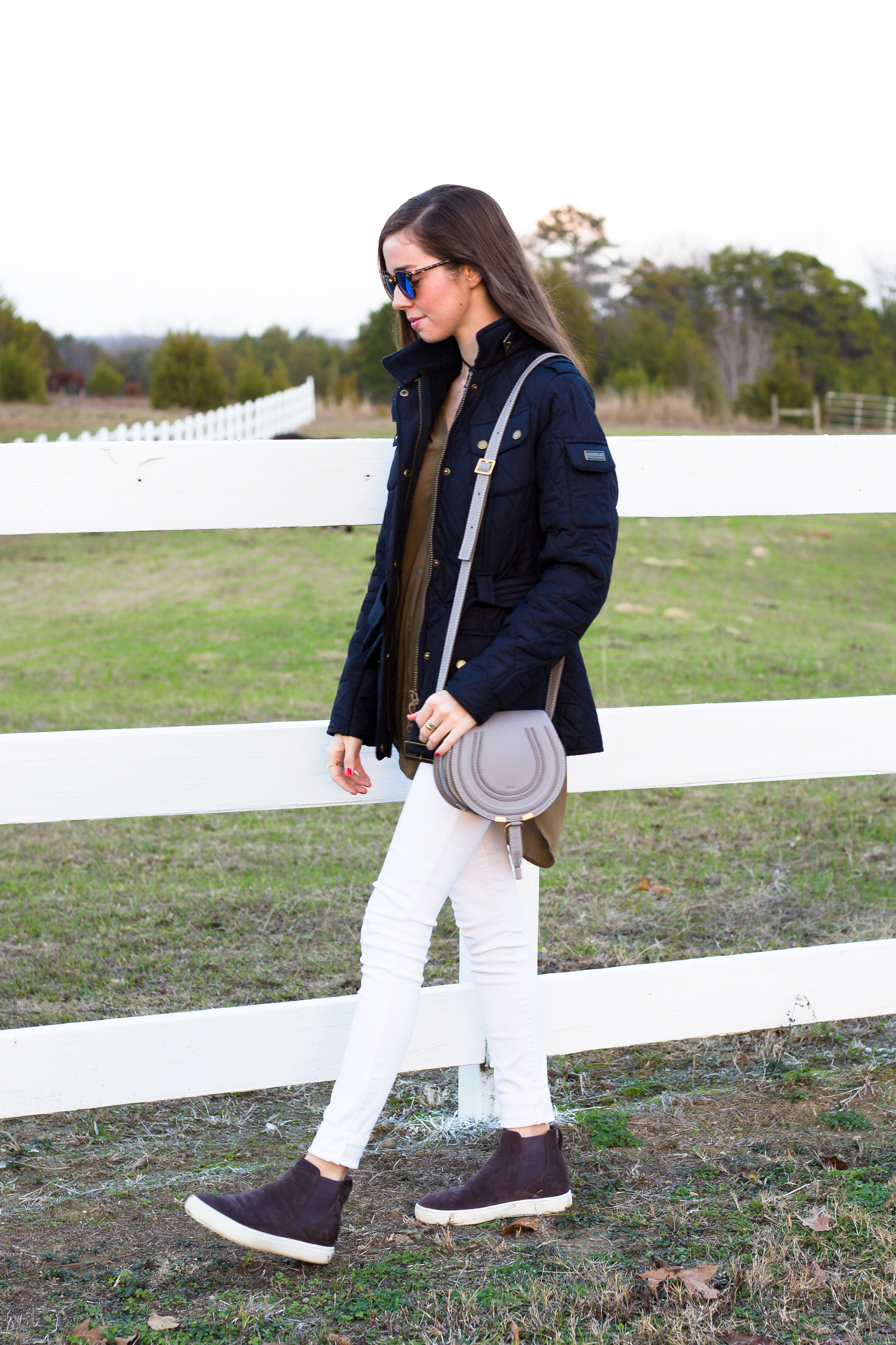 fashion blogger lcb style barbour polarquilt vince sneakers (15 of 23).jpg