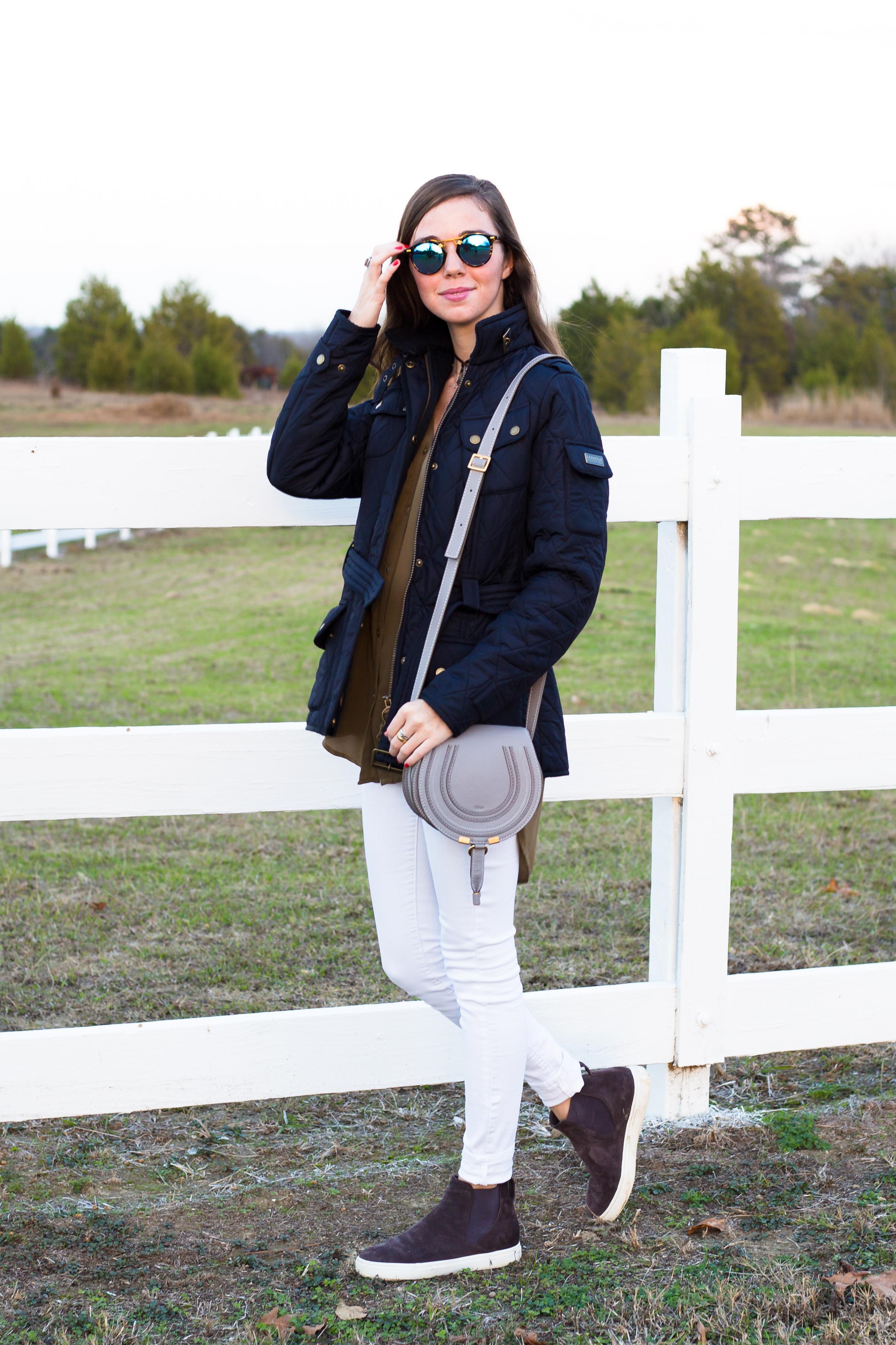 fashion blogger lcb style barbour polarquilt vince sneakers (17 of 23).jpg