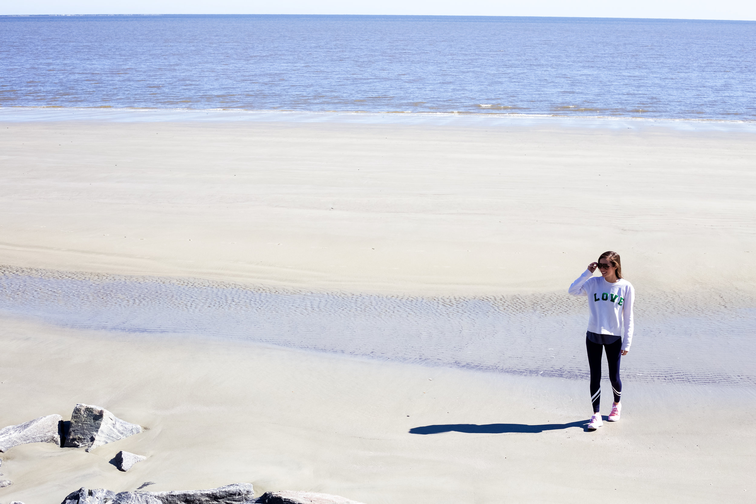 lcb style fashion blogger tory burch tory sport beach sea island nike (11 of 31).jpg