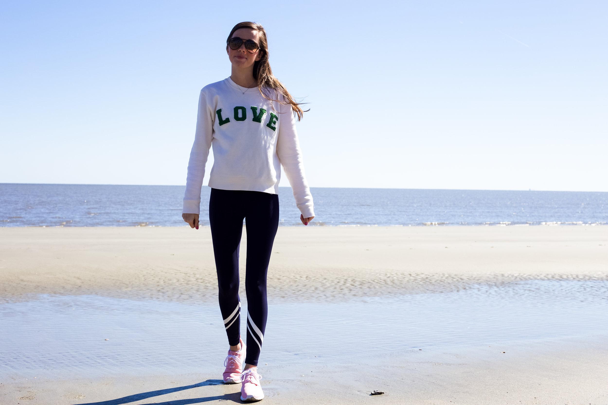 lcb style fashion blogger tory burch tory sport beach sea island nike (15 of 31).jpg