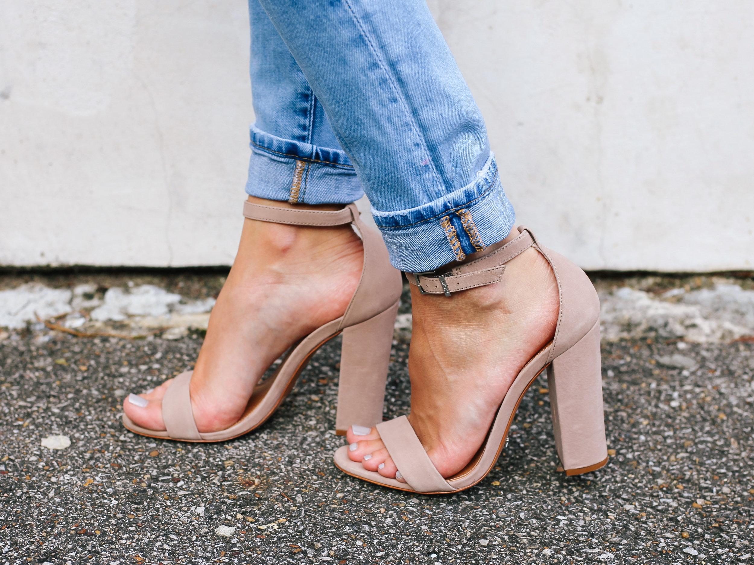 fashion blogger lcb style mignonne gavigan ruffle top schutz shoes (26 of 55).jpg