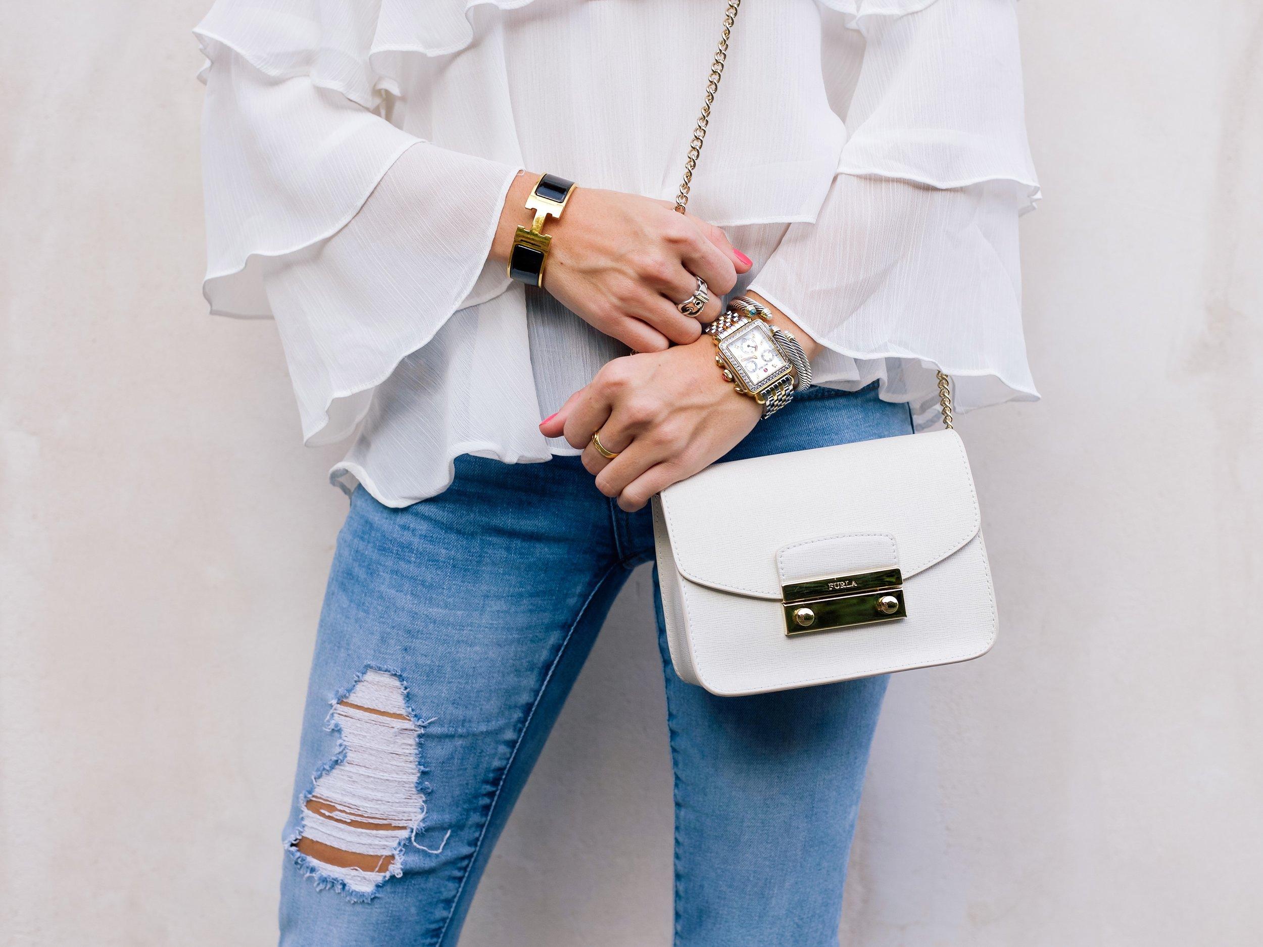 fashion blogger lcb style mignonne gavigan ruffle top schutz shoes (29 of 55)c.JPG