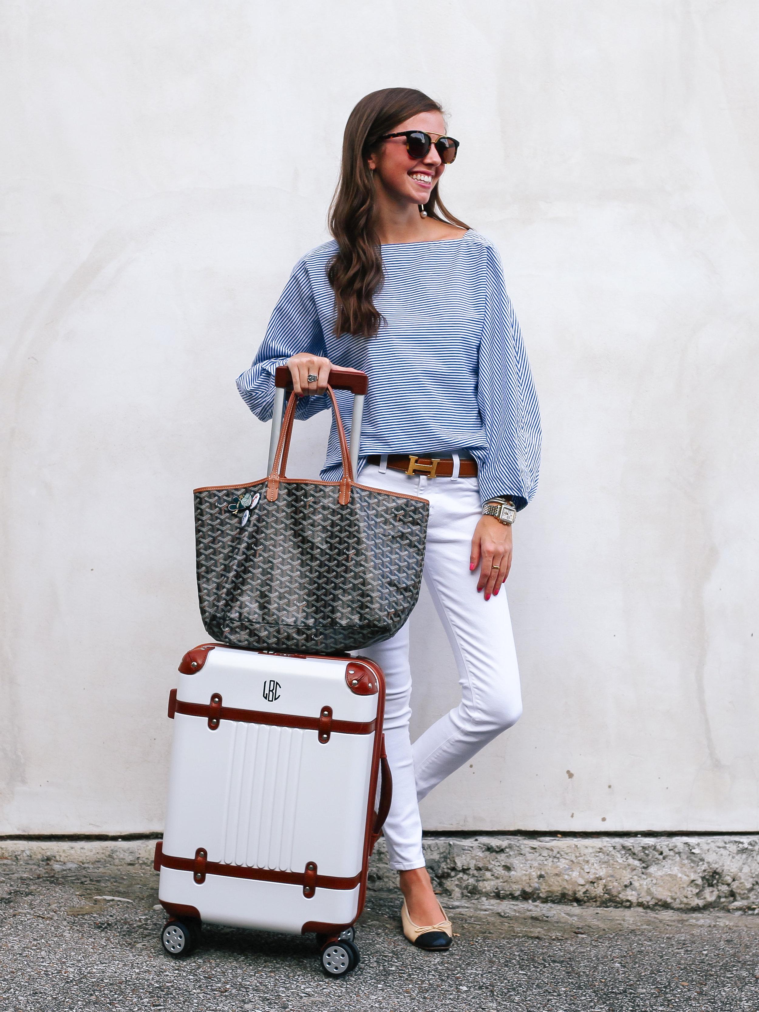 fashion blogger lcb style travel carry on mark and graham goyard tibi chanel flats (8 of 31).jpg
