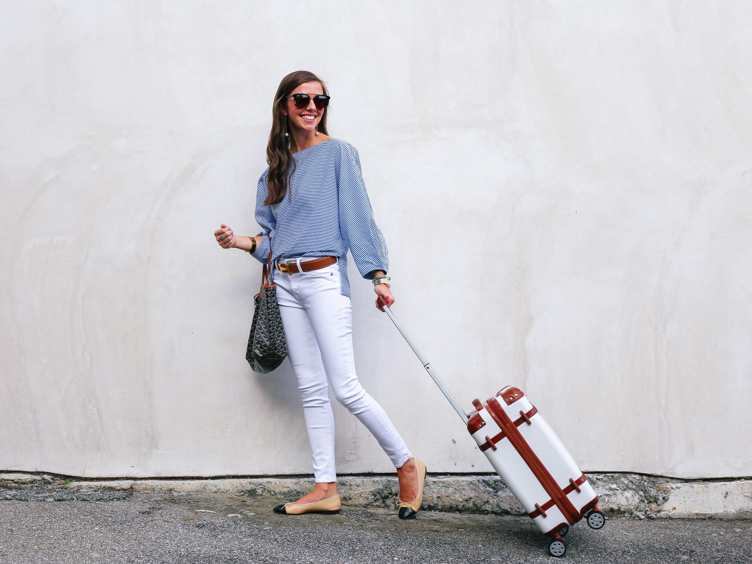 fashion blogger lcb style travel carry on mark and graham goyard tibi chanel flats (21 of 31).jpg