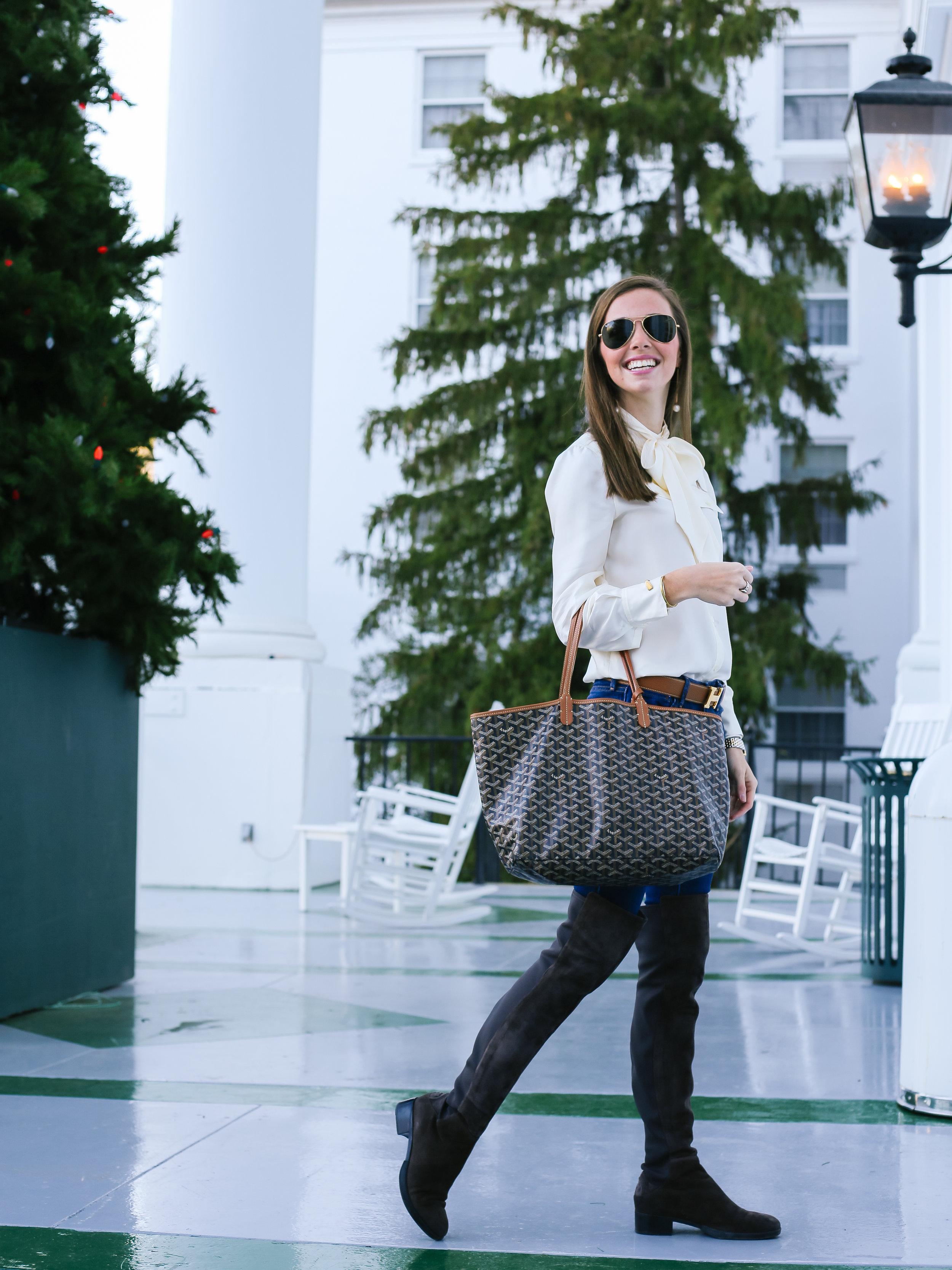 fashion blogger lcb style greenbrier resort barbour (7 of 19).jpg