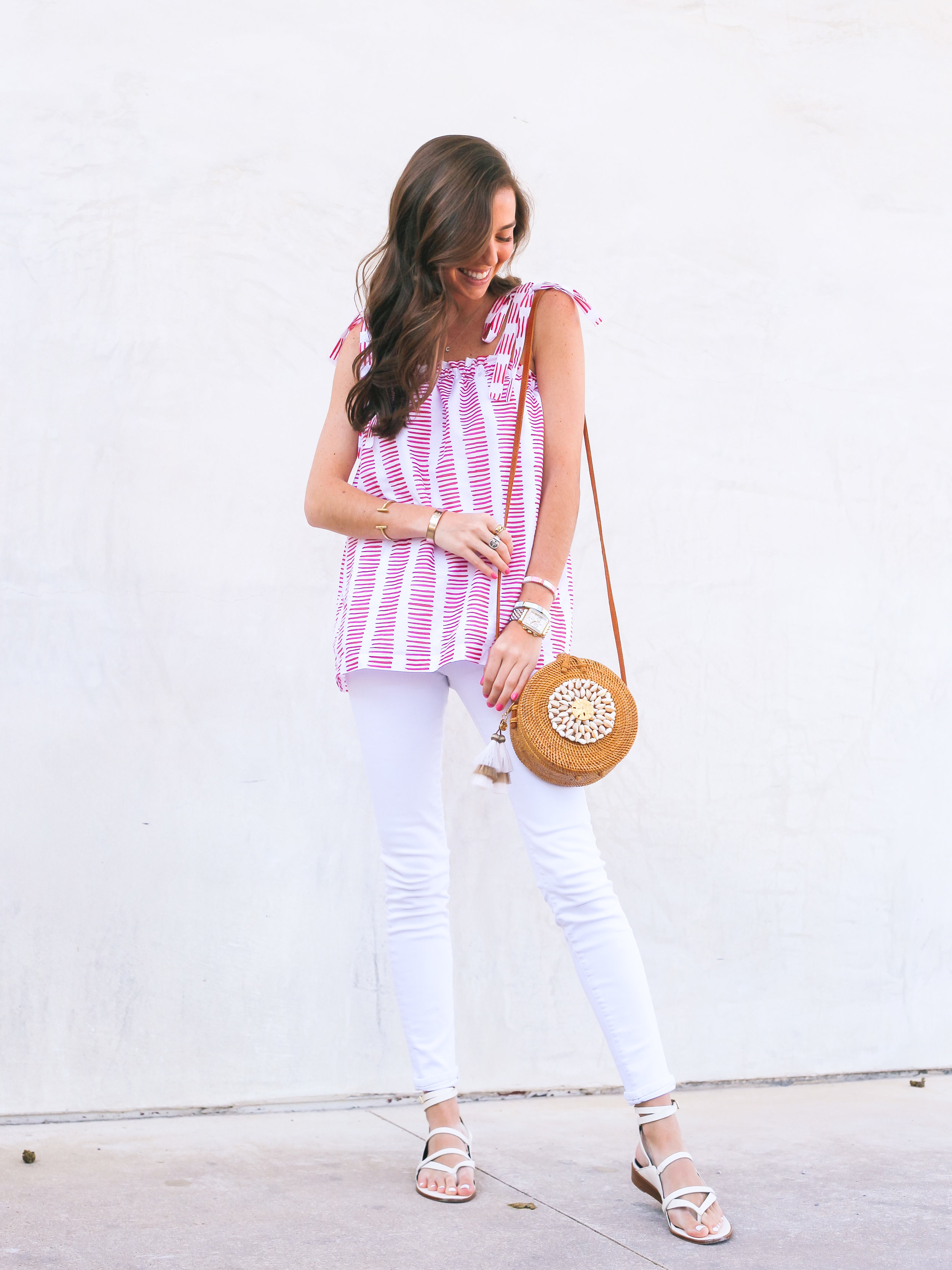 LCB STYLE FASHION BLOGGER SPRING WHITE JEANS-15.jpg
