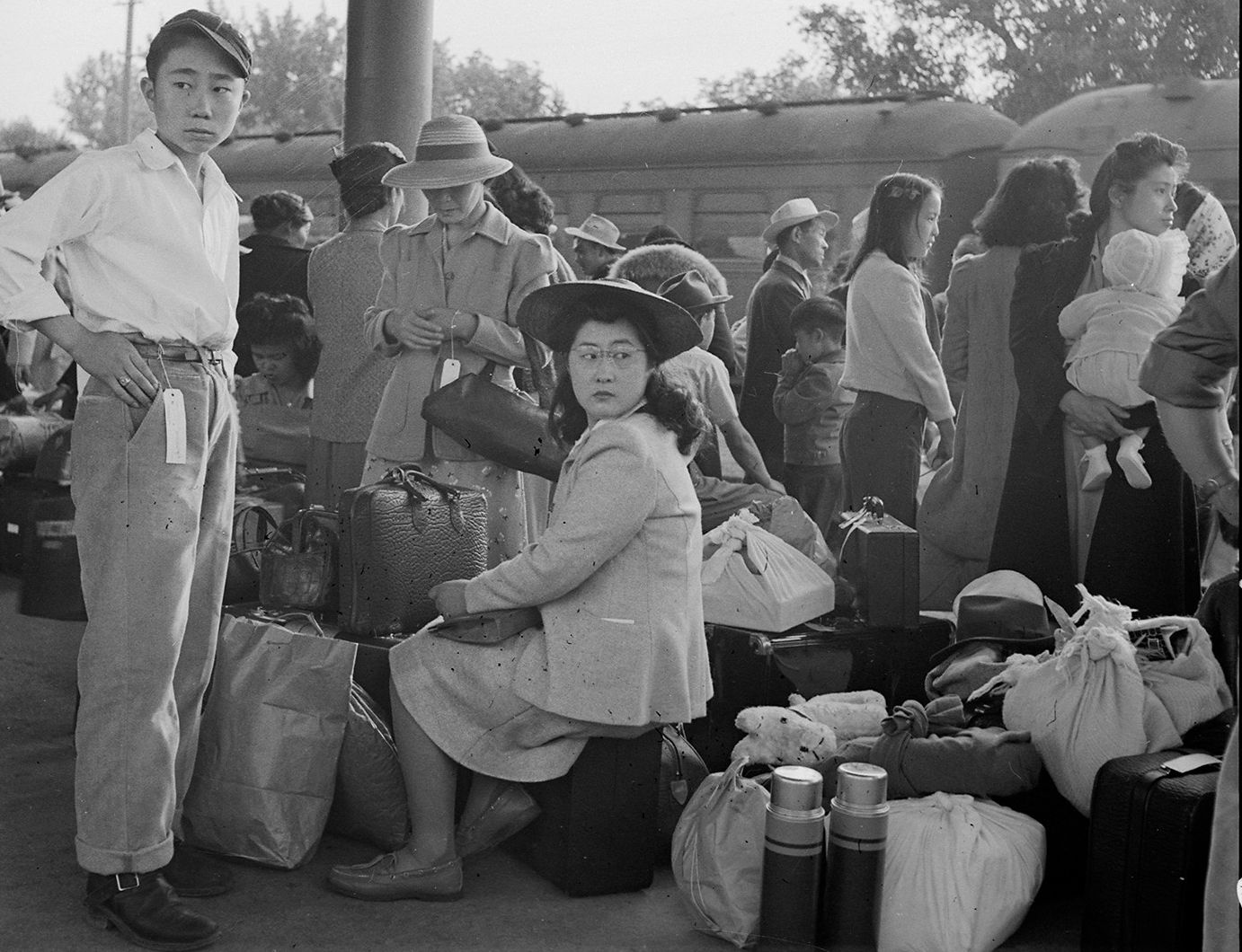 NEWS REVIEW - And then they came for us Documentary about Japanese internment during World War II shows audience how to stop it from happening again…