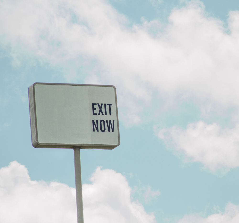 Exit Now   2014