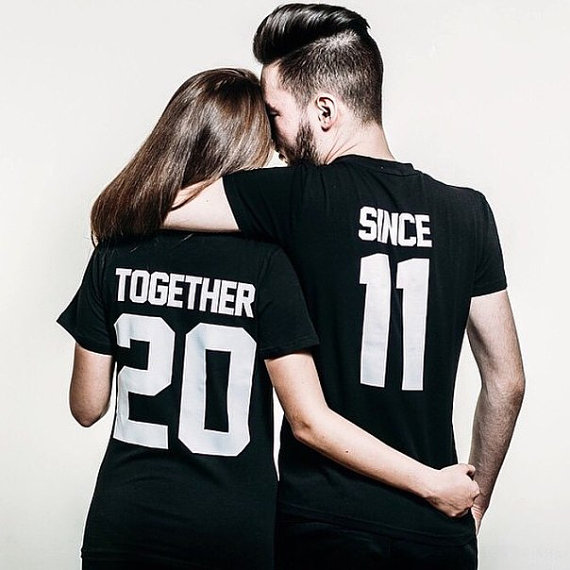 ( We found these cute tshirts on Etsy-  https://www.etsy.com/ca/listing/252030058/what-is-your-number-couple-t-shirts  )   We have customers and friends with long distance relationships all over the world, we are always excited to see what country combinations arrive into our inboxes! Time differences, expensive travel fares, busy schedules, friends and family, jobs, school, holidays, the list goes on, life is full on. Sometimes we just miss our other half. We talk to lots of couples, and families in long distance and everyone has their own tactics and strategies. We share tips and suggestions here. We would love to hear more the ways you tackle long distance relationships!