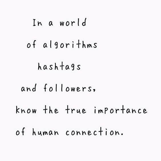 Everything we stand for 👫👭👬 #humanconnection #love #beinghuman #humanfirst #humanityfirst #relationships