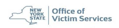 NYS Office of Victim Services