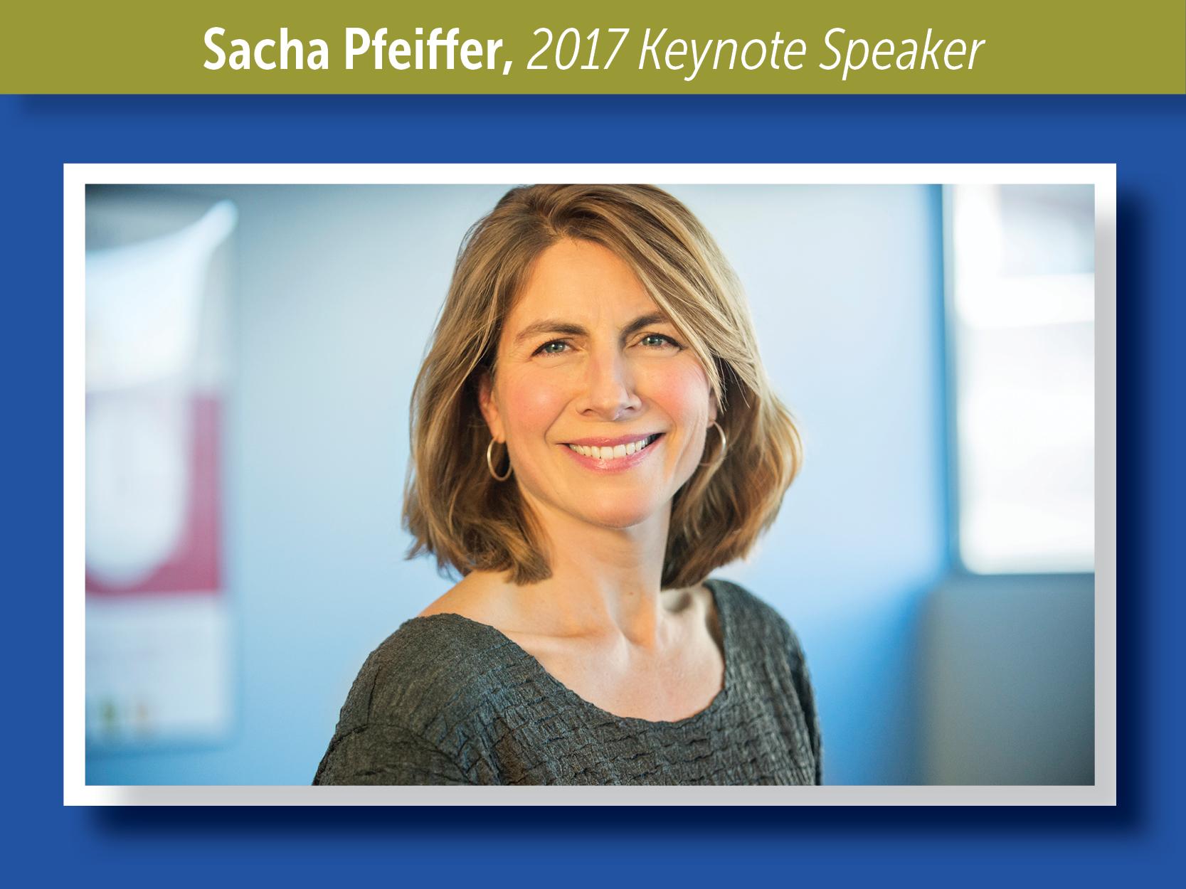 Sacha Pfeiffer Bio