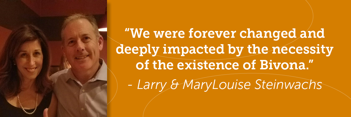 Community Profile on Larry & MaryLouise Steinwachs
