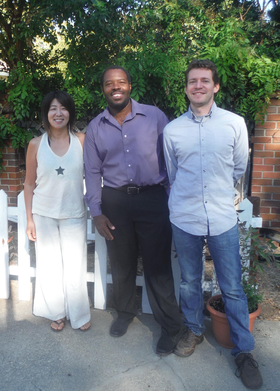 Shigemi Minetaka, Niobel Cascaret and Ethan Swett