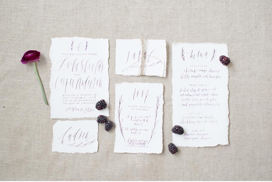 Modern-Canadian-Wedding-Calligrapher