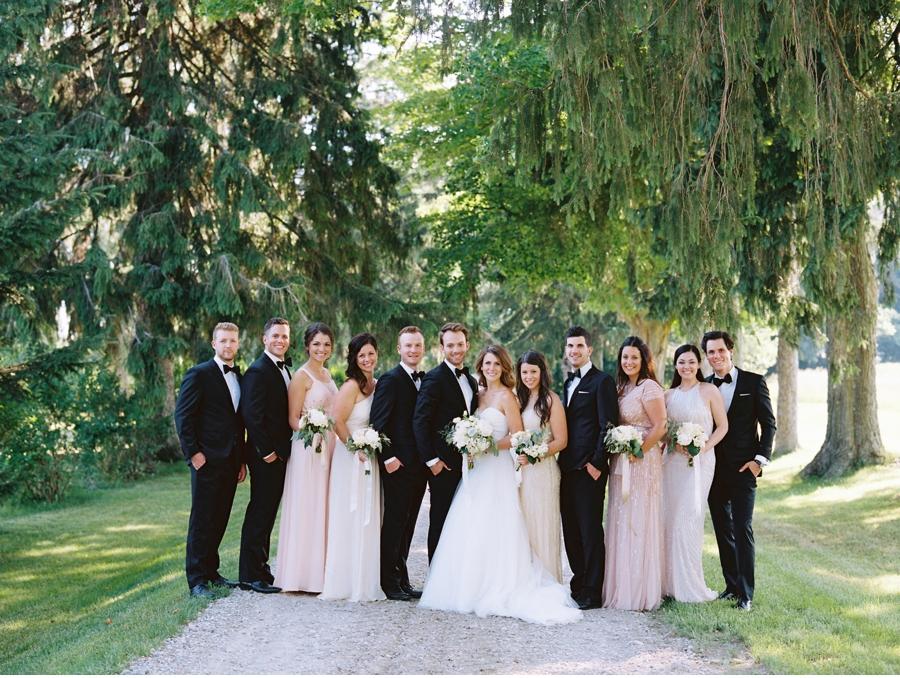 Ontario-Wedding-Party