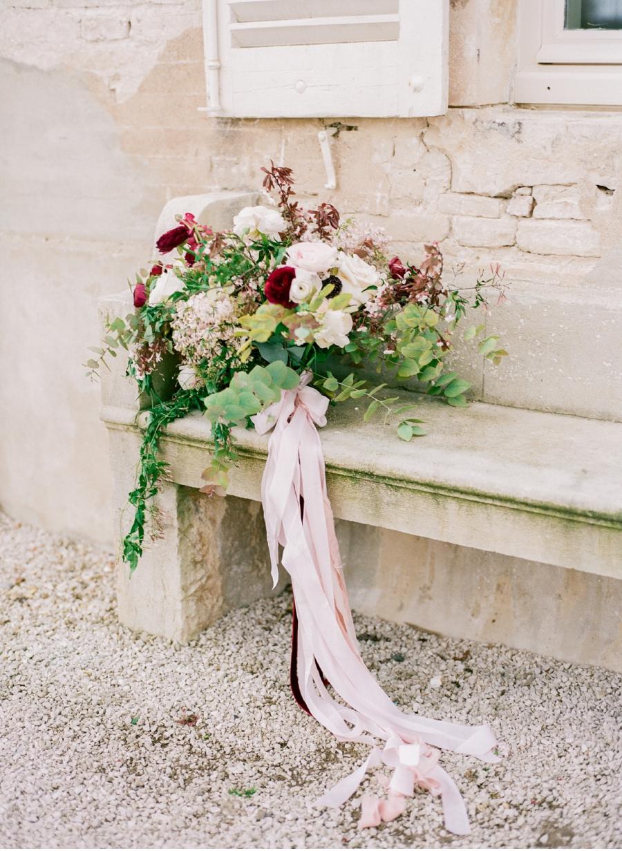 Burgundy-Wine-Bridal-Bouquet
