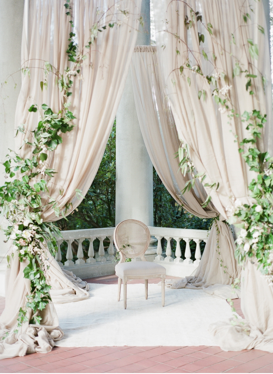 Blush-Wedding-Ceremony-Canopy