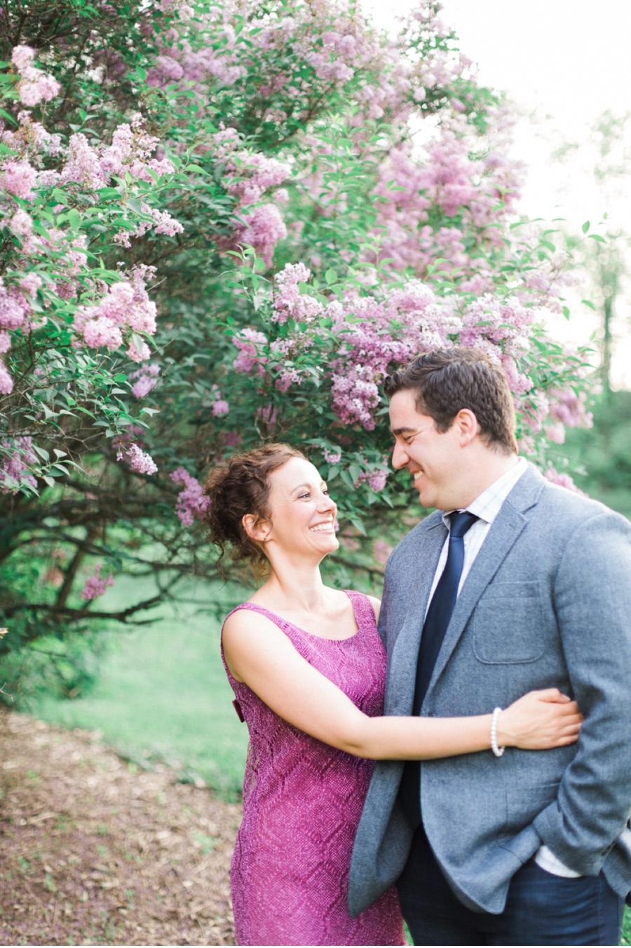 Stratford-Ontario-Garden-Engagement
