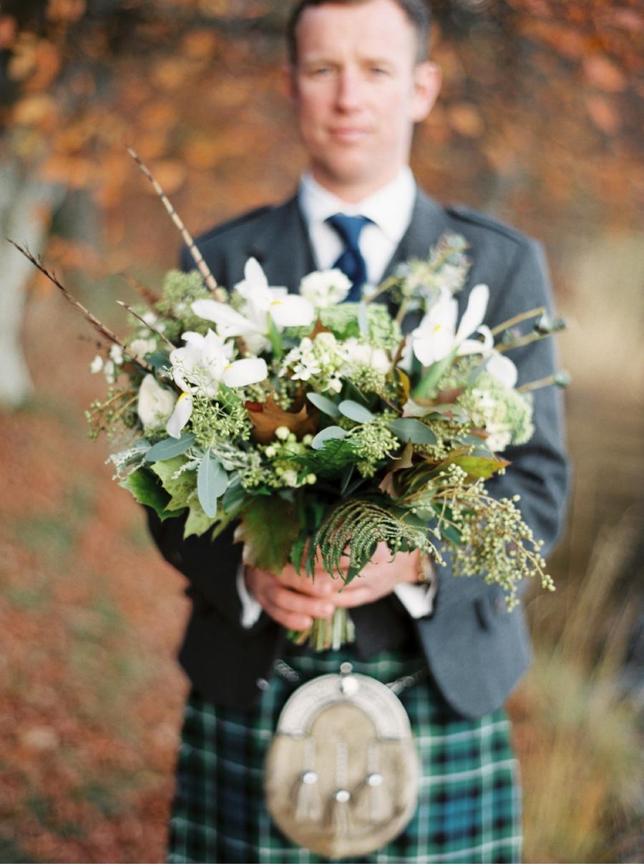 Fall-Wedding-Bouquet-Scotland
